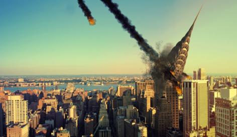Meteoriteneinschlag Thumbnail