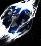 Planet im Energienebel Thumbnail