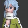 Anime Character 3D Modeling Thumbnail